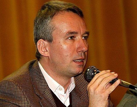 Tomáš Klvaňa.