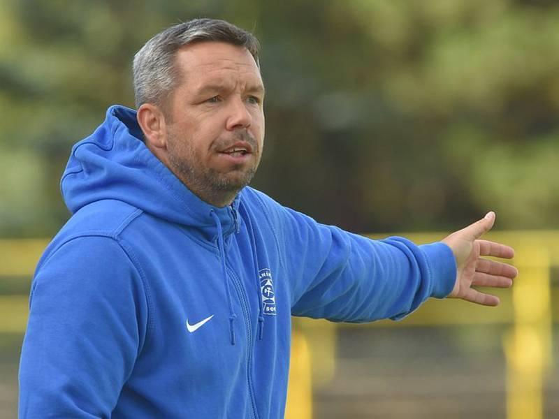 Trenér a bývalý fotbalista Pavel Horváth.