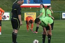 1.FK Příbram - Karlovy Vary.