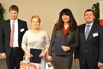 Osobnosti v daňové sféře ČR pro rok 2014 byly zvoleny v uplynulých dnech v rámci soutěže Daňař a daňová firma roku.