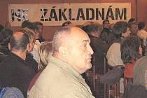 Účastníci mezinárodní konference v Březnici.