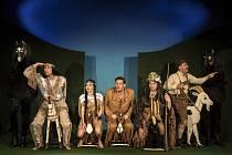 Snad každý to jméno zná  - Vinnetou. Komedie s tímto známým jménem ožije v Divadle A. Dvořáka Příbram už ve čtvrtek 5. dubna.
