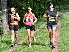 Účastníci se se seriálem závodů Běhej lesy  v sobotu 2. června podívali do unikátních oblastí CHKO Brdy a mohli se kochat jejich krásou na tratích 12 a 21 kilometrů.
