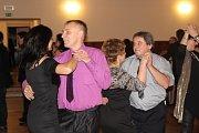 Tanečníci si přišli na své.
