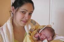 Od čtvrtka 2. února mají maminka Marie a tatínek Dezider z Krásné Hory radost ze synka Matyáše Gábora, který v ten den vážil 3,50 kg. Vyrůstat bude se čtyřletým bráškou Davidem.