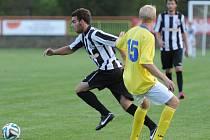 Fotbalisté Dobříše si v příští sezoně zahrají divizi.