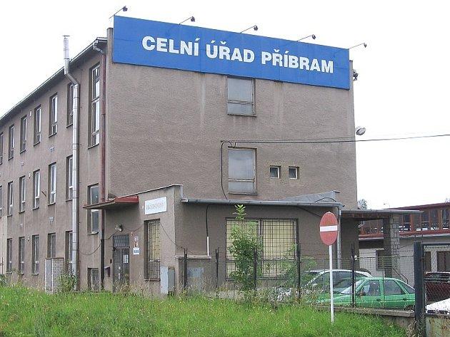 Budova Celního úřadu Příbram