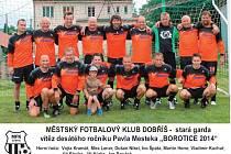 Vítěz Memoriálu Pavla Mesteka v Boroticích.