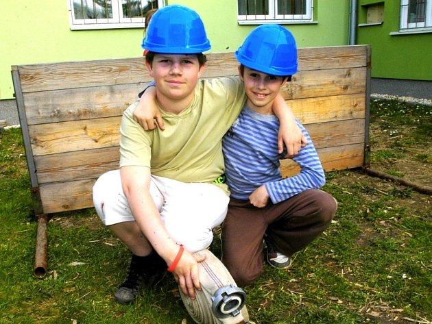 Kolektiv mladých hasičů Březnice
