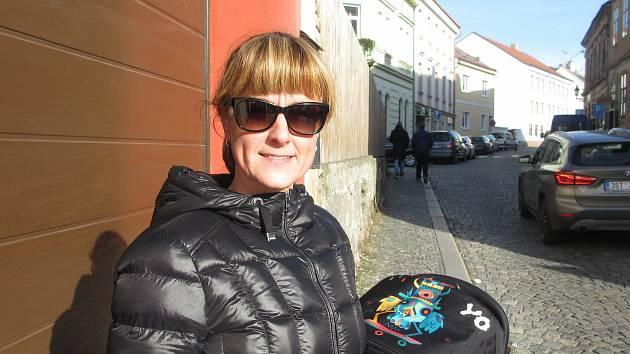 Kosmetička Šárka Klímová z Příbrami.