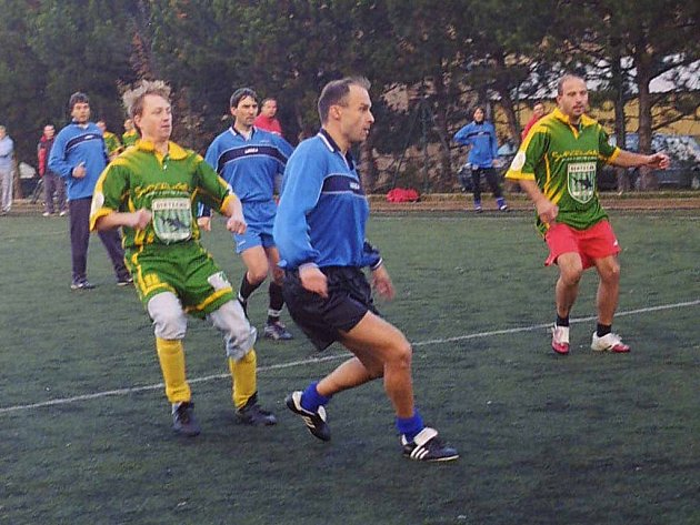 V zápase ZZN - Dirtecho se hrálo o odpoutání ze sestupového pásma.