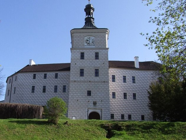 Březnický zámek