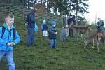 Odborná léčebna Bukovany. Aktivity s dětmi i rekonstrukce v zařízení. Návštěva farmy.