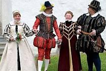 Skupina historického šermu Collegium 1570.