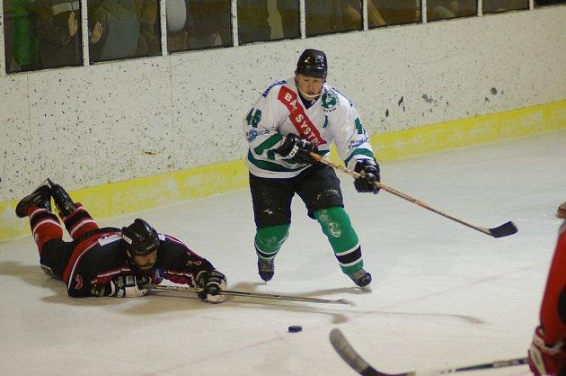 HC Strakonice - HC Příbram (2:0).
