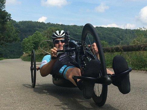 Paratriatlonistu Jana Tománka čeká v neděli další závod světového poháru, tentokrát ve Francii.