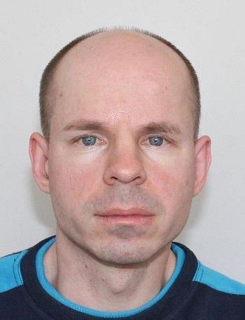 Pohřešovaný muž Jiří Tesařík.