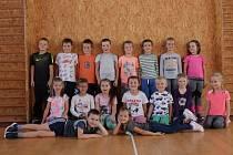 Základní škola pod Svatou Horou v Příbrami: třída 1.A.