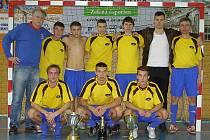 Vítěz OP Příbramska ve futsalu 2012/13: ISŠ Příbram.