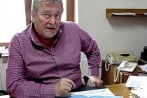 Znovuzvolený zastupitel Miroslav Hölzel považuje za priority dopravu, školství a zdravotnictví.