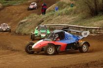 Mistrovství České republiky v autocrossu.