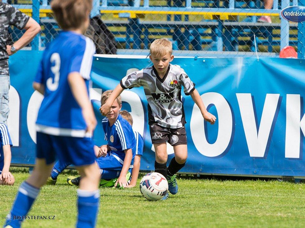 Ondrášovka Cup osmiletých se letos ohderaje v příbrami