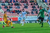 Podzimní utkání Příbrami se Spartou Praha skončilo výsledkem 0:3.