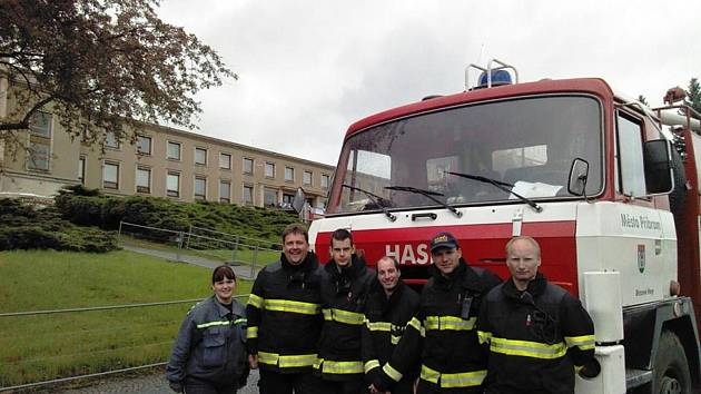 Březohorští hasiči získali v letošní anketě nejvíc hlasů ze všech nominovaných jednotek.
