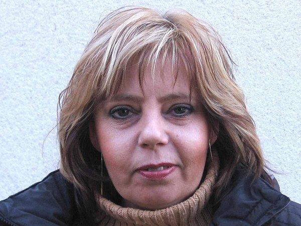 Mluvčí Oblastní nemocnice Příbram Monika Boušková