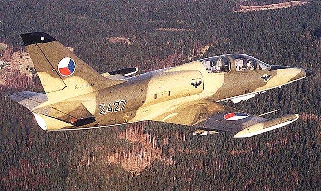 L-39 Albatros.