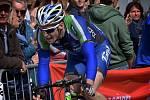 Příbramský cyklista Martin Boubal dosáhl vynikajícího umístění na závodě v Německu.