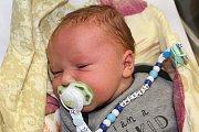 Ondřej Seják se narodil 24. ledna s váhou 3,86 kg a mírou 53 cm Věře a Davidovi z Kozárovic. Doma už se těší Davídek (6), Karolínka (12) a Toníček (10).