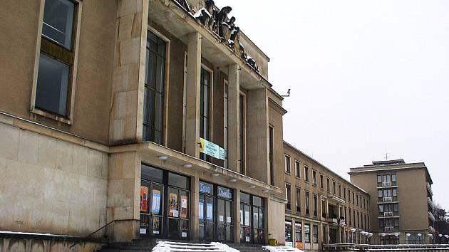 Divadlo Antonína Dvořáka v Příbrami