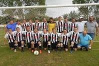 Dobříš porazila v závěrečném zápase sezony Čížovou 2:1 a zahraje si divizi i v následující sezoně.