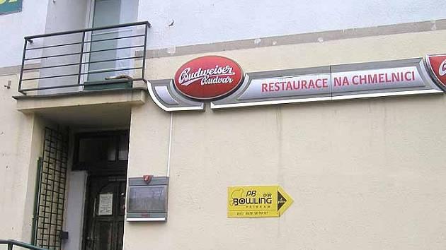 V této příbramské restauraci začal incident, který skončil vraždou.