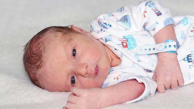 Ladislav Hlom se narodil 14. ledna 2020 v Příbrami. Vážil 2930 g. Doma v Příbrami ho přivítali maminka Zdeňka, tatínek Richard a tříletý bratr Sebastián.