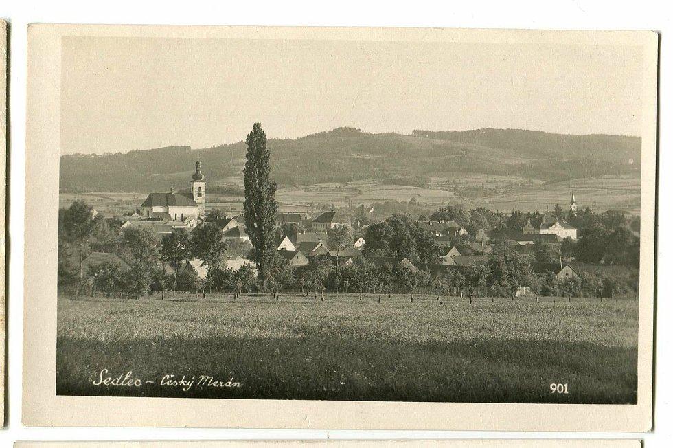 Sedlec - Prčice.