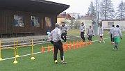 Fotbalisté Sedlčan na soustředění v Sušici