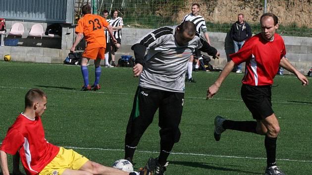 3. liga: ZZN - Srdcaři (5:1).