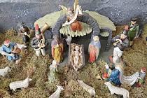 Málokdo si dovede Vánoce  představit bez betlému. Pokochat se zručností příbramských řemeslníků se mohou lidé v příbramské galerii.