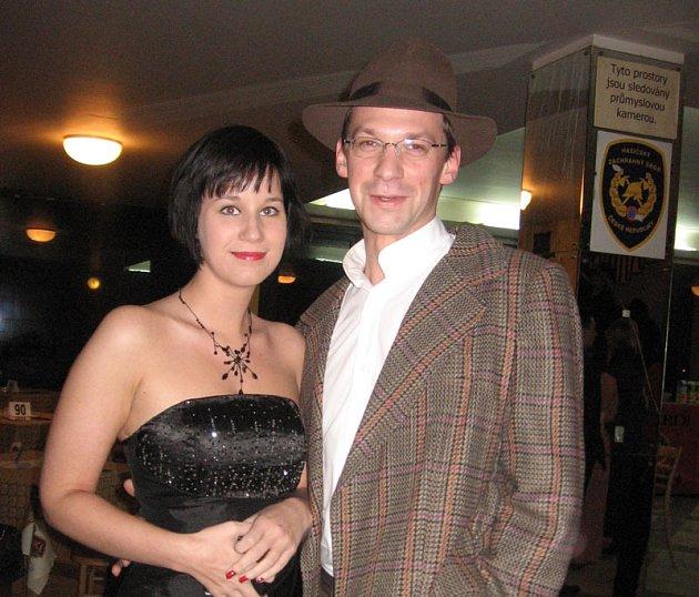 Divadelní ples v Příbrami