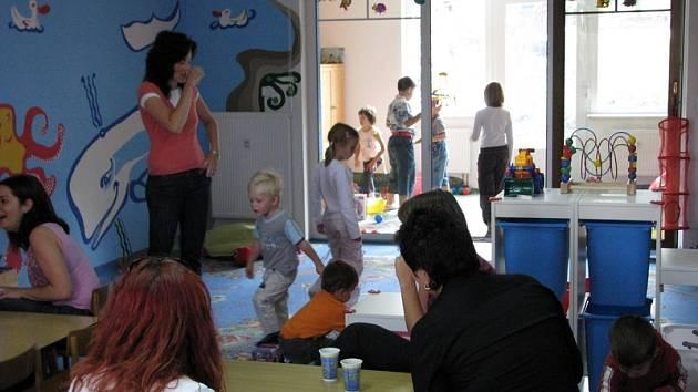 Nově otevřené Dětské studio Kolotoč na Drkolnově