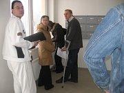 Majitelé bytů na Drkolnově dostali klíče