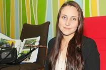Magdalena Krásová, vedoucí Nízkoprahového zařízení pro děti a mladé lidi Bedna v Příbrami.