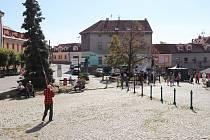 O obnově náměstí J. A. Alise se v Příbrami mluví už několik let.