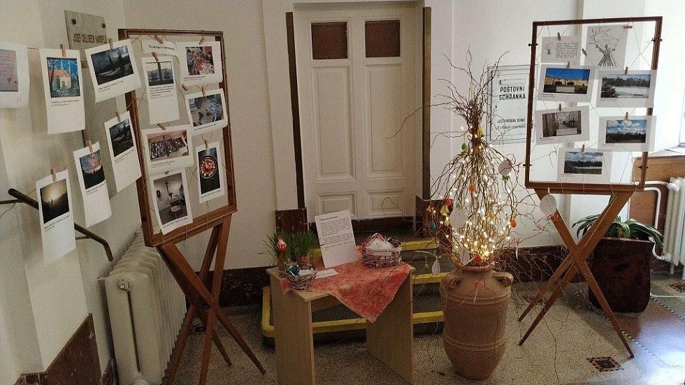 Nemocnice Na Pleši: velikonoční výzdoba