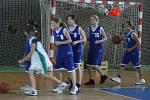 Sportovní akademie ZŠ Březové Hory.
