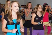 Taneční pohár na Základní škole Jiráskovy sady Příbram