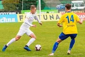 Rezerva Příbrami porazila v utkání FORTUNA:ČFL SK Rakovník 4:0.