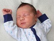 MATYÁŠ KALÁT prvně zakřičel na svět v pondělí 2. ledna, v ten den mu sestřičky navážily 3,75 kg. Pečovat o své první děťátko budou maminka Jana a tatínek Tomáš z Příbrami.